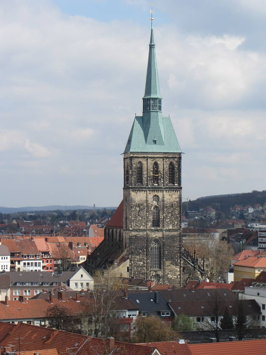 St Paulus Hildesheim